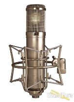 Peluso 22 251 Switchable Pattern Tube Microphone
