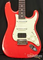 Suhr Classic Antique Fiesta Red Electric Guitar 21053