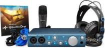 Presonus AudioBox iTwo Studio Complete Recording Package