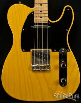 Tuttle 50's T Blonde Butterscotch Electric Guitar- Used Mint
