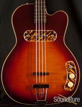 Kay Vintage Reissue Pro Bass Honey Electric Bass 0609089