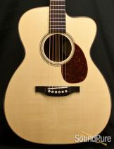 Bourgeois OMC German Spruce Acoustic Guitar
