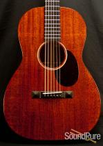 Santa Cruz 1929-00 All Mahogany Acoustic Guitar