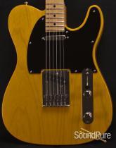 Tuttle Custom Classic T Butterscotch Nitro Electric Guitar