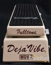 Fulltone Mini Deja Vibe 2 MDV-2 Pedal - Used