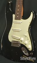 Suhr Classic Antique Black Electric Guitar 19756