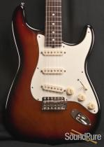 Tuttle Custom Classic S 3-Tone SB Nitro Electric Guitar 228
