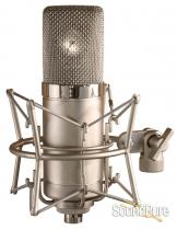 Peluso P-49 Vacuum Tube Large Diaphragm Condenser Microphone