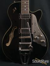 Duesenberg Starplayer TV+ Black Electric Guitar 628