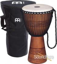 "Meinl 10"" African Djembe with Bag Medium-Water Series"