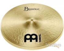 "Meinl 13"" Byzance Traditional Medium Hi-Hat Cymbal Pair"