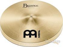 "Meinl 14"" Byzance Heavy Hi Hat Cymbal Pair"