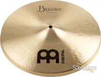 "Meinl 14"" Byzance Thin Hi Hat Cymbal Pair"