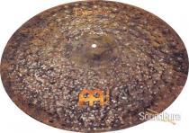 "Meinl 22"" Byzance Extra Dry Thin Ride Cymbal"