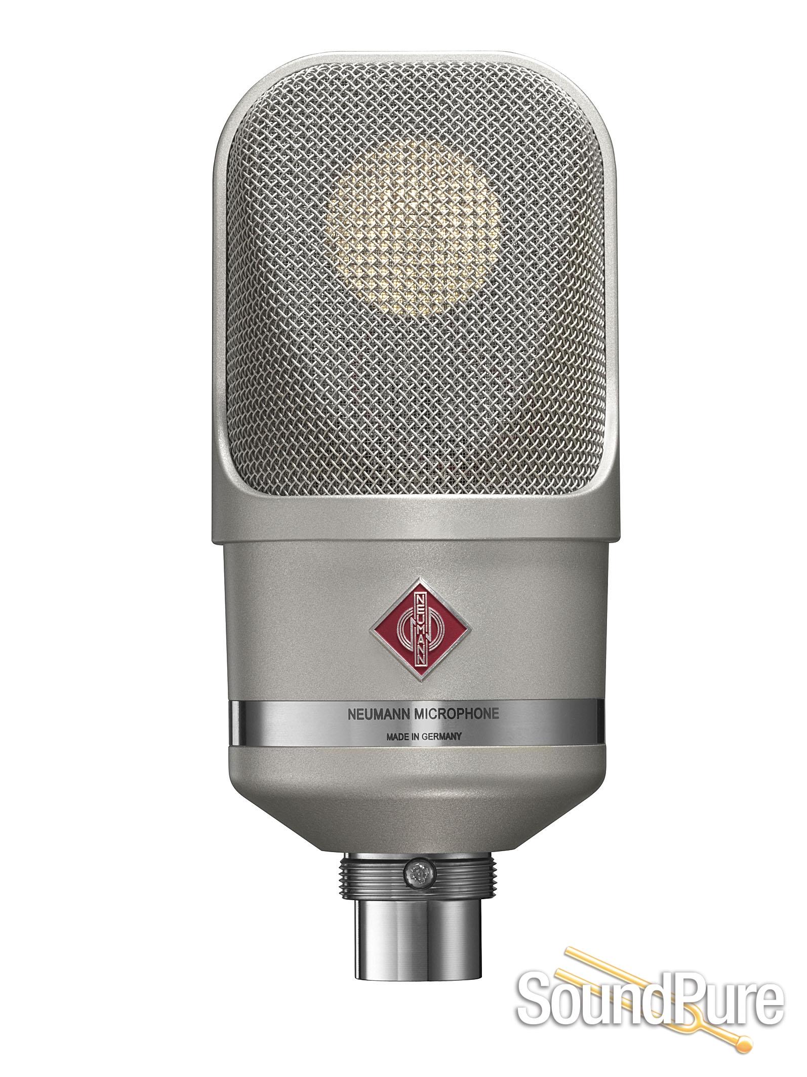 Neumann Tlm 107 Nickel Multi Pattern Ldc Microphone Circuit Design Reproduce Sound Signals Captured Through A