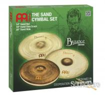 Meinl Byzance Vintage Series Benny Greb Sand Cymbal Set
