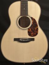 "Boucher AAAA Adirondack 000 ""Indian Goose"" Acoustic Guitar"
