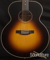 Boucher Adirondack/Bubinga Jumbo 12-String Acoustic Guitar