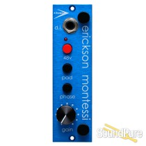 A Designs EM Blue 500-Series Preamp Demo/Open Box