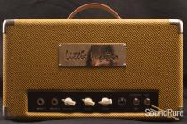 Little Walter VG-50 Lacquer Tweed Amplifier Head