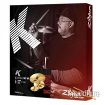 Zildjian K Series 390 Cymbal Pack Set