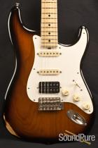 Michael Tuttle 2 Tone SB Custom Classic Worn S Guitar 235