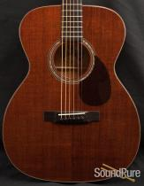 Collings OM1Mh Mahogany Acoustic Guitar 22227