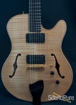 Buscarino Starlight Archtop Guitar Flamed Maple 2413
