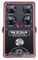 Mesa Boogie Tone-Burst Boost/Overdrive Effect Pedal