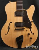 Buscarino Starlight Archtop Guitar 2513