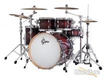 4pc Gretsch Renown RN1-E8246 Maple Shell Pack-Cherry