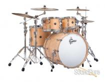 Gretsch 4pc Renown RN1-E8246 Maple Drum Set-Gloss Natural