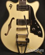 Duesenberg Starplayer Fullerton Vintage White Guitar 131807