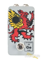 Flickinger Germanium Griffin Fuzz Boost Guitar Pedal