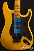 Nash S-81 Custom Yellow Taxi Electric Guitar SND-146