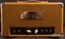 Little Walter 50 Watt Lacquered Tweed Amplifier Head