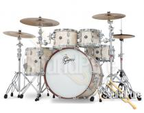 Gretsch 3pc Renown RN1-E823 Maple Drum Set-Vintage Pearl
