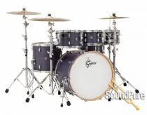 "4pc Gretsch Marquee Maple Shell Pack w/ FREE 8"" Tom-Indigo"
