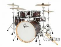 Gretsch 5pc Catalina Maple Drum Set CM1-E605-SDCB