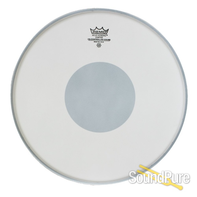 remo 14 controlled sound coated drum head cs0114. Black Bedroom Furniture Sets. Home Design Ideas
