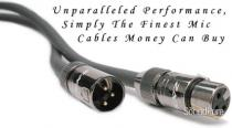 Zaolla 10ft. Silver Microphone Cable