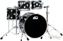DW 4pc Collectors Series Maple Drum Set-Finish Ply