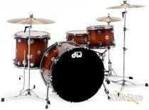 DW 3pc Collectors Series Lacquer Specialty Drum Set-24""