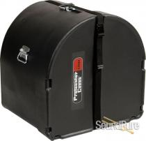 16x22 XL Protechtor Classic Bass Drum Case-Foamed