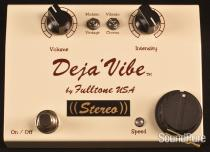 Fulltone Mini Deja Vibe Stereo Pedal- Used