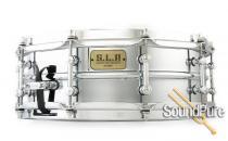 Tama 5x14 SLP Super Aluminum Chrome Snare Drum-S.L.P.