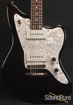 Tuttle J-Master Baritone Black Electric Guitar 243