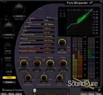*On Sale!* Flux Pure DExpander v3 for AAX DSP/Native