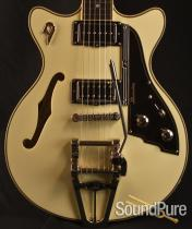 Duesenberg Starplayer Fullerton Vintage White Guitar 132082