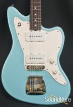 Tuttle J-Master Daphne Blue Electric Guitar 249